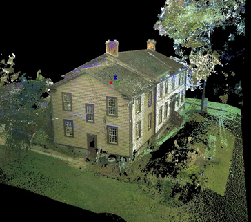 Point Cloud Model